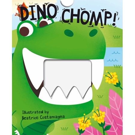 Dino Chomp (Board Book) - Little Foot Dinosaur