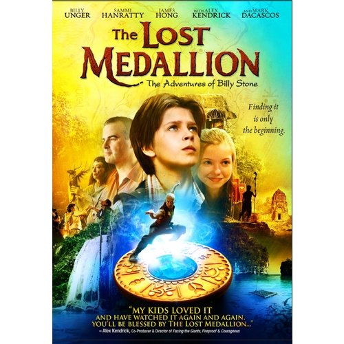 The Lost Medallion: The Adventures Of Billy Stone (Walmart Exclusive) (Widescreen, WALMART EXCLUSIVE)
