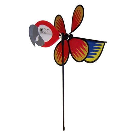 - In the Breeze Parrot Baby Bird Spinner