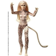 Wonder Woman 1984 Battle Cheetah Doll (~11-inch) in Cheetah Suit Doll Playset, 2 Pieces Included
