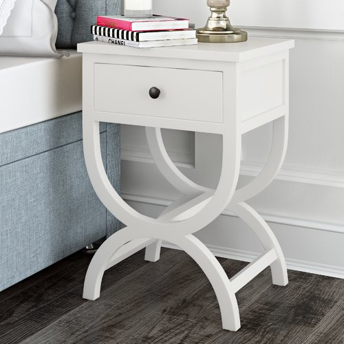 One Allium Way Laverriere End Table With Storage