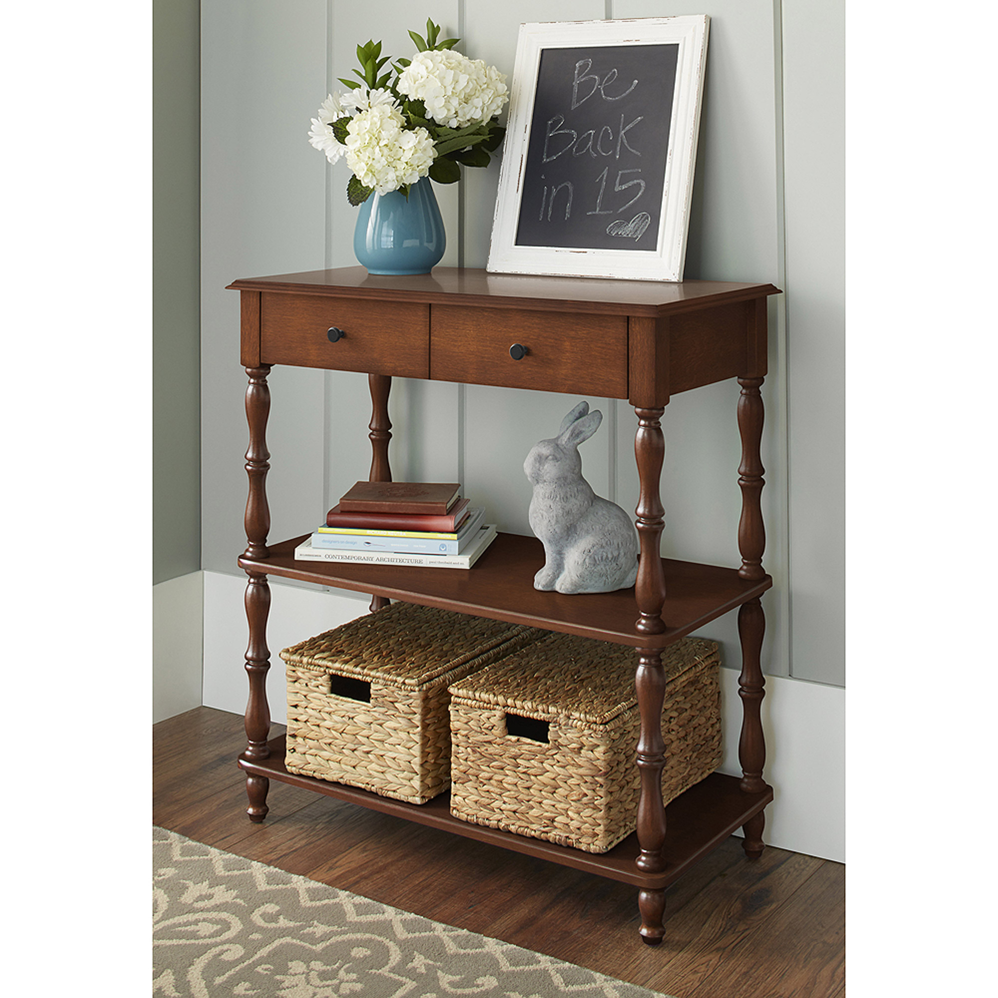 10 Spring Street Marianna Console Table, Multiple Colors