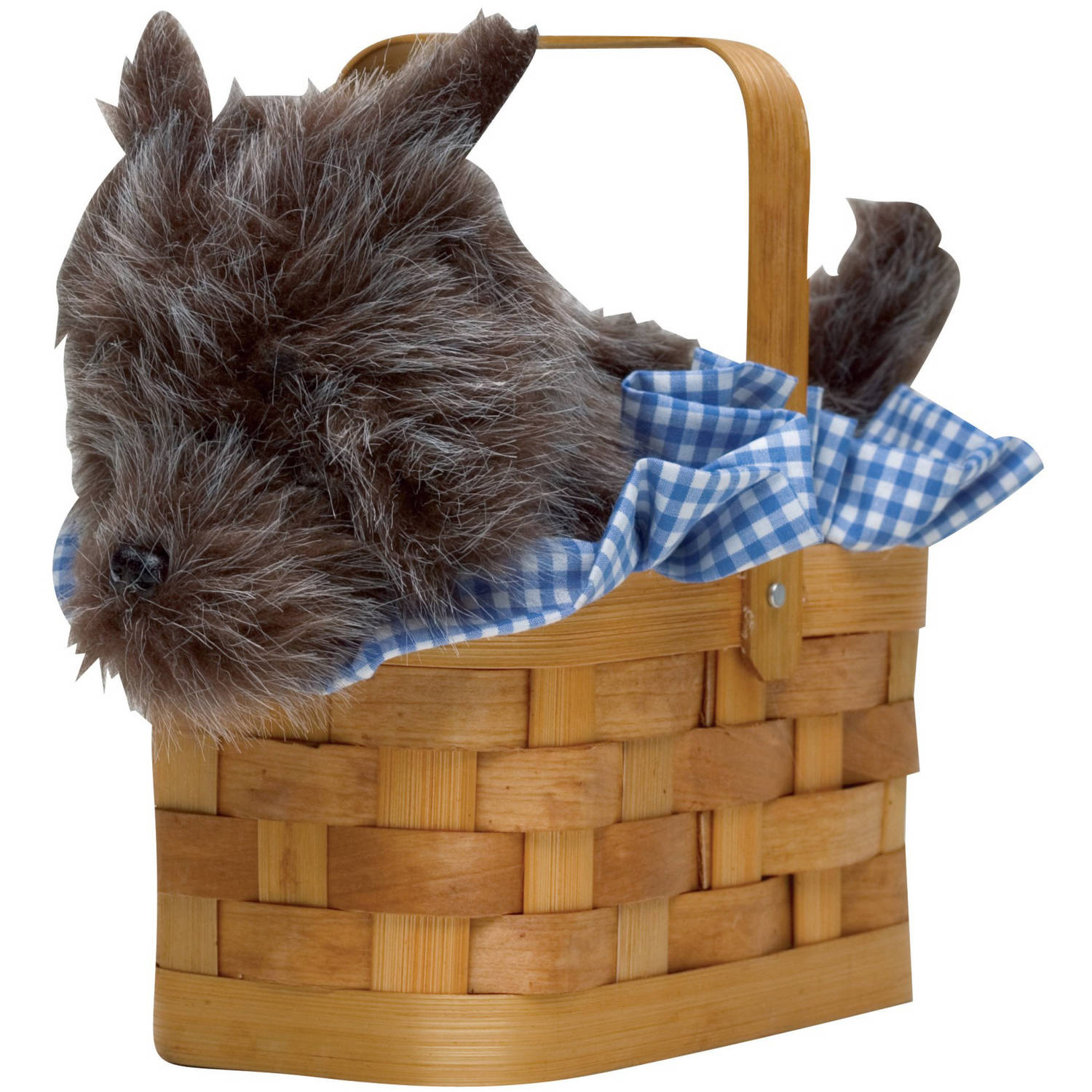 Doggie Basket Purse Adult Halloween Accessory