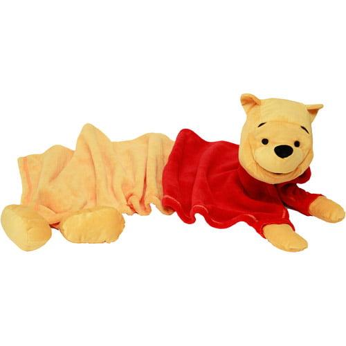 Winnie the Pooh Cuddlepuppet