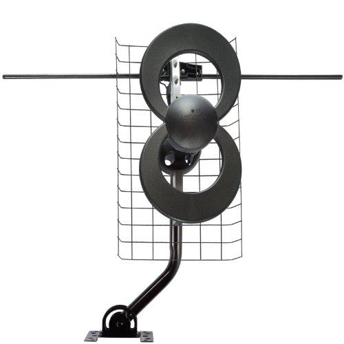 "ANTENNAS DIRECT C2-V-CJM ClearStream(TM) 2V UHF/VHF Indoor/Outdoor DTV Antenna with 20"" Mount"