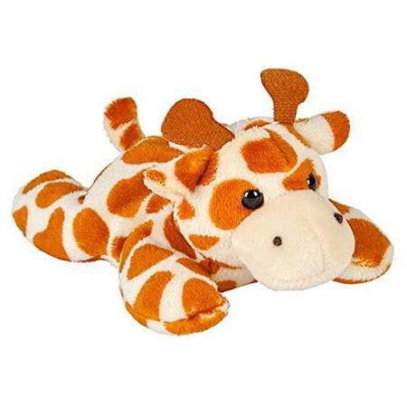 Wildlife Tree 3 5 Inch Giraffe Mini Small Stuffed Animals Bulk