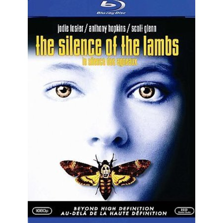THE SILENCE OF THE LAMBS [BLU-RAY] [CANADIAN] [] [1991] [1 DISC] [MULTILINGUAL] [REGION