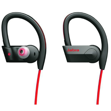 Jabra Sport Pace Red Stereo Bluetooth Headsets