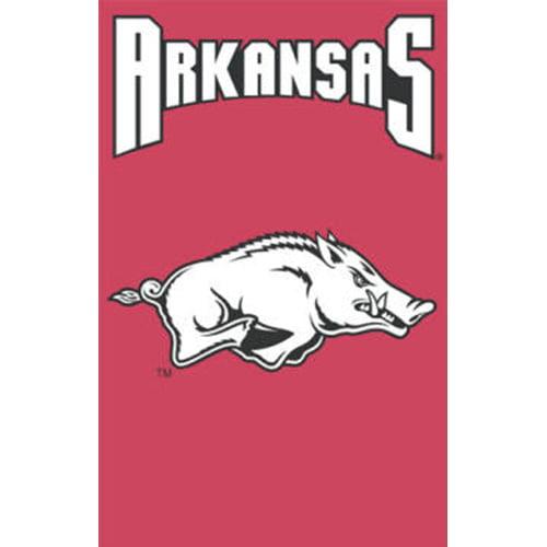 Party Animal Arkansas Razorbacks Flag