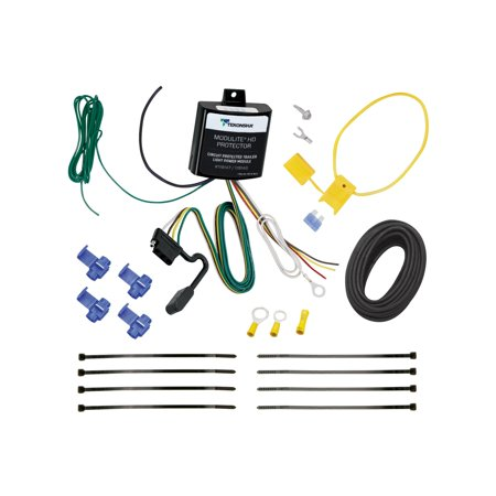Modulite Hd Protector Trailer Light Power Module and Installation Kit Replacement Auto Part, Easy to Install