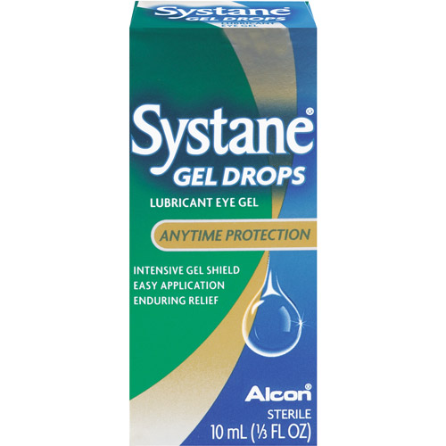 Alcon Systane Gell Drops Lubricant Eye Gel, 0.33 Oz