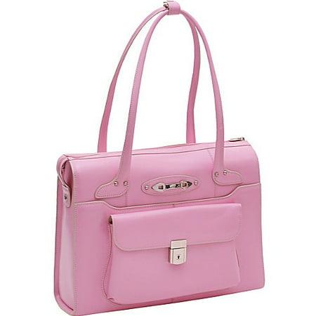 4818aef543 Wenonah - Ladies  Leather Laptop Briefcase - Walmart.com
