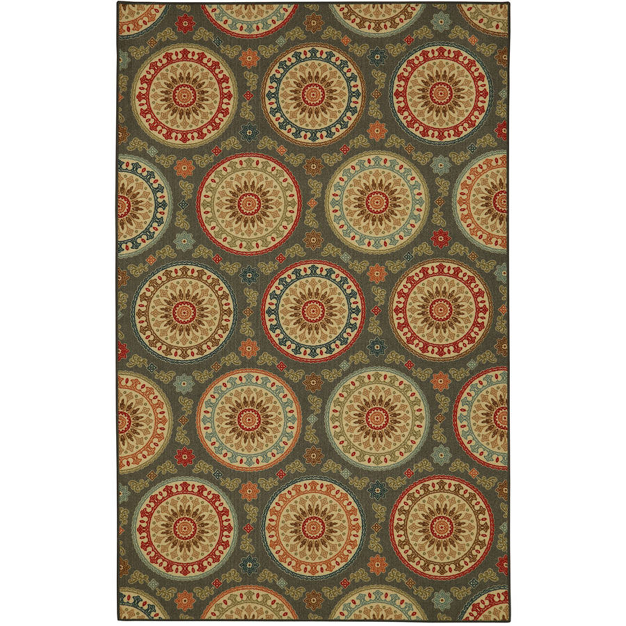 Mohawk Home Amias Medallion Area Rug