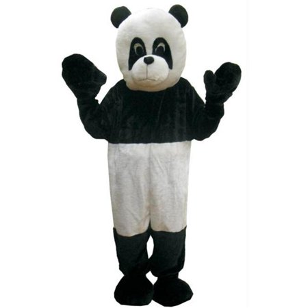 Costumes For All Occasions UP475 Panda Mascot Adult One Size - Panda Mascot Suit