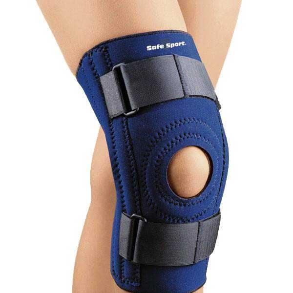 FLA Safe-T-Sport Stabilizing Knee Support
