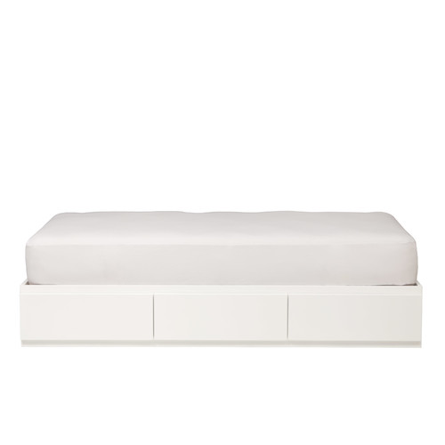 Urbangreen Furniture Urban Basics Twin Platform Customizable Bedroom Set