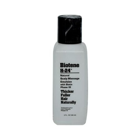 Biotene H-24 Natural - Mill Creek Biotene H-24 Natural Scalp Massage Emulsion - 2 Fl Oz