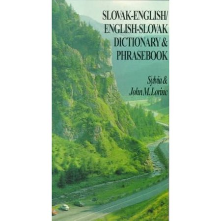 Dic Slovak English  English Solvak Dictionary   Phrasebook