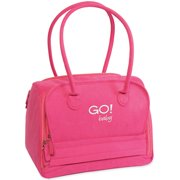 """GO! Baby Fabric Cutter Tote-9.75""""X14""""X8.75"""" Hot Pink"""