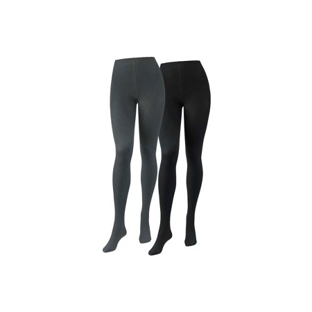 32d32a089a011 Muk Luks - Legendary Whitetails Muk Luks Ladies Fleece Lined Tights 2-Pack  Multi Small - Walmart.com
