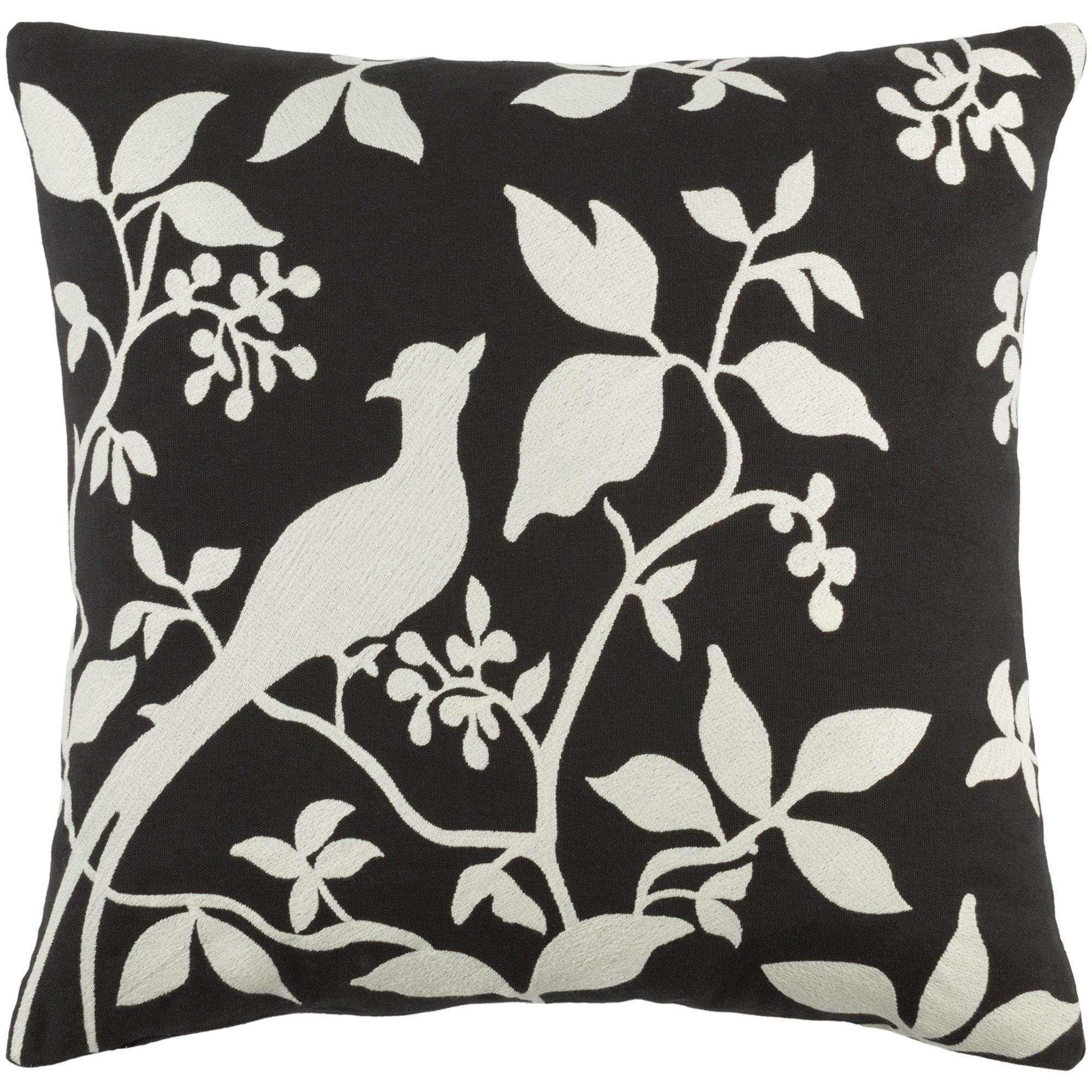 "Artistic Weavers Kingdom Birch 18"" x 18"" Pillow Cover"
