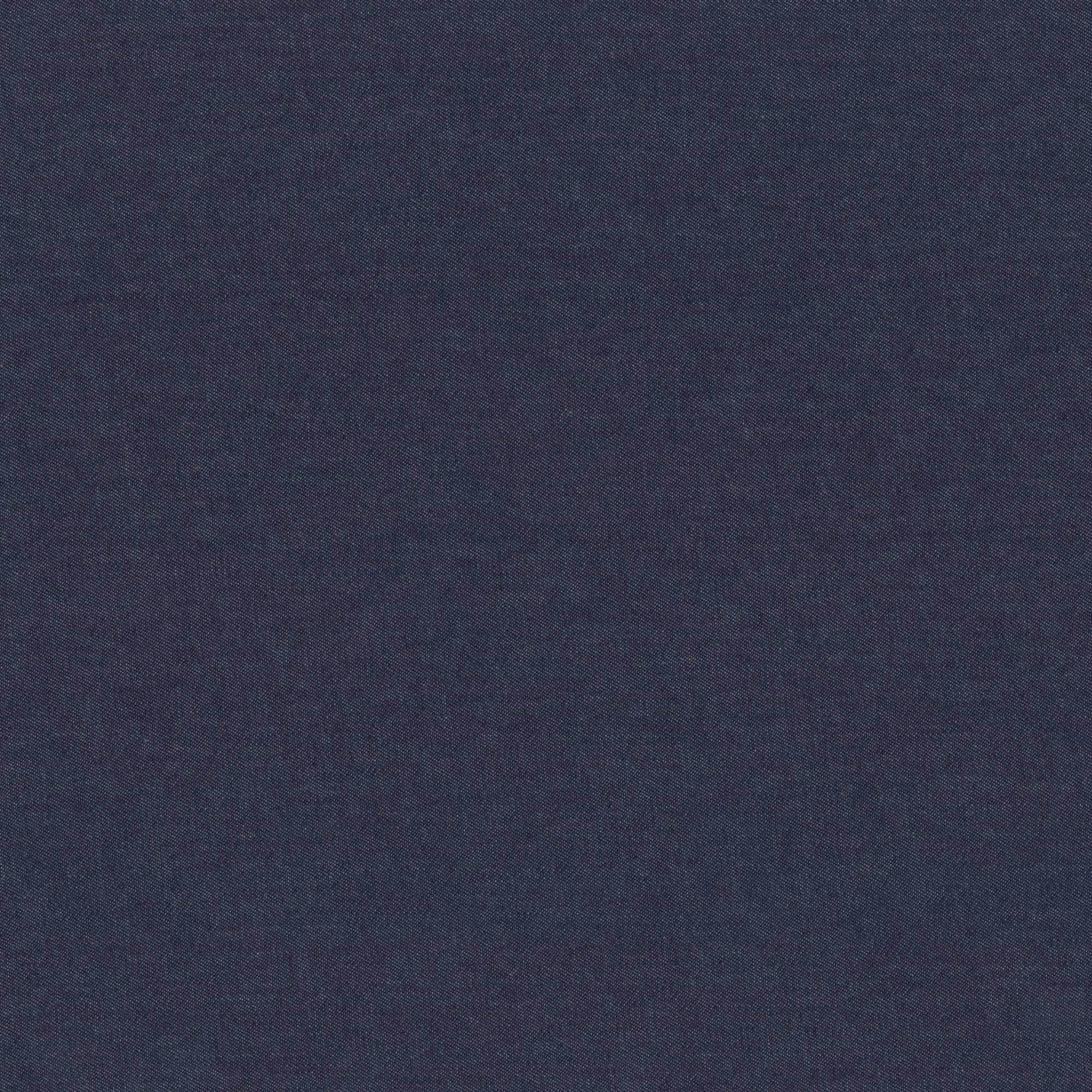 "David Textiles Indigo 6Oz Cotton Denim Fabric By The Yard - 56"" Wide"