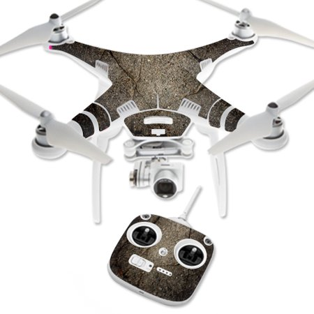 MightySkins Protective Vinyl Skin Decal for DJI Phantom 3 Standard Quadcopter Drone wrap cover sticker skins Bamboo