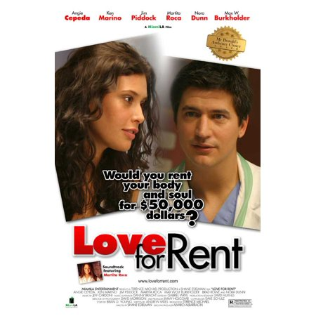 Love For Rent Poster Movie  27X40