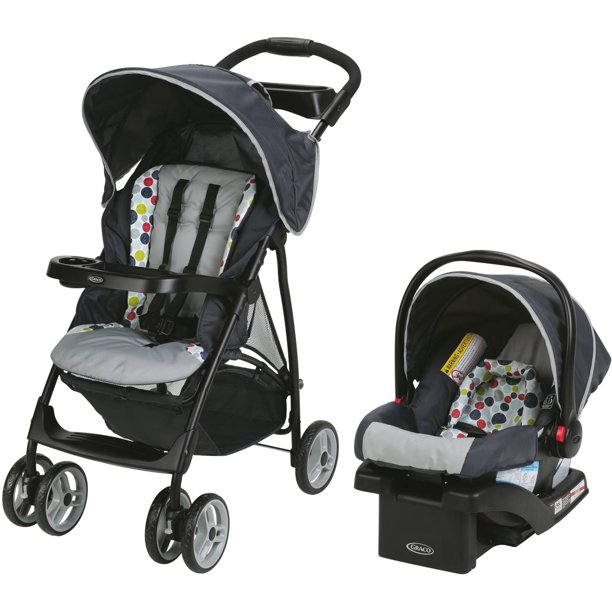 Graco Literider Lx Stroller Travel System Etcher Walmart Com