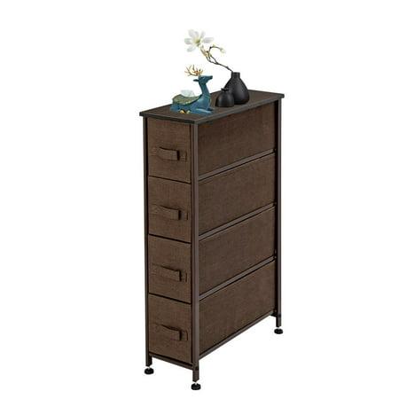 Ktaxon Narrow Vertical Dresser for Bedroom, Hallway, Entryway, Closets