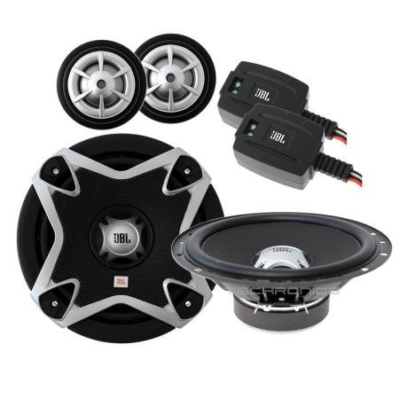 JBL GT5-650C 165mm 2 Way Component Car Speaker System