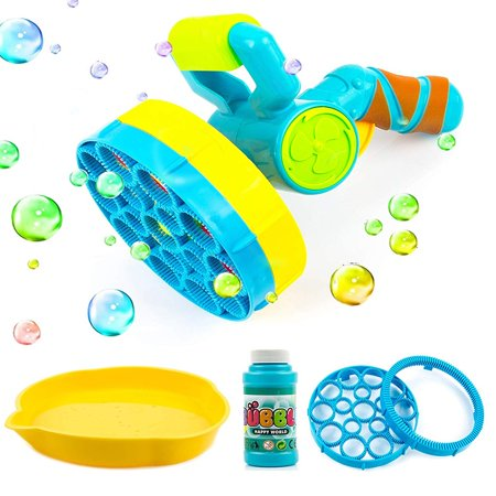 Toysery Fast Blower Bubble Machine | Countless Bubbles in Minutes | Durable Plastic | Boost Hand to Eye Coordination of Your Child | Best Gift for Kids | for Ages 3+
