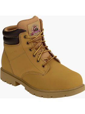 "Brahma Women's Caraway 6"" Steel Toe Work Boot"