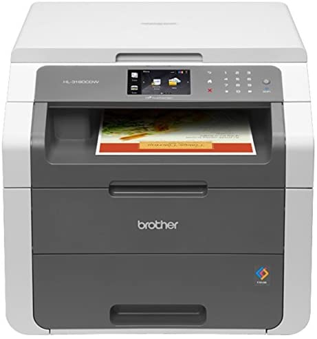 Brother Printer MFCJ4310DW Wireless Color Inkjet Printer with Scanner Dash Replenishment Ready Copier and Fax