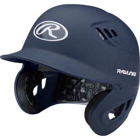 Rawlingts Coolflo High Schoool/College Matte Baseball Batting Helmet