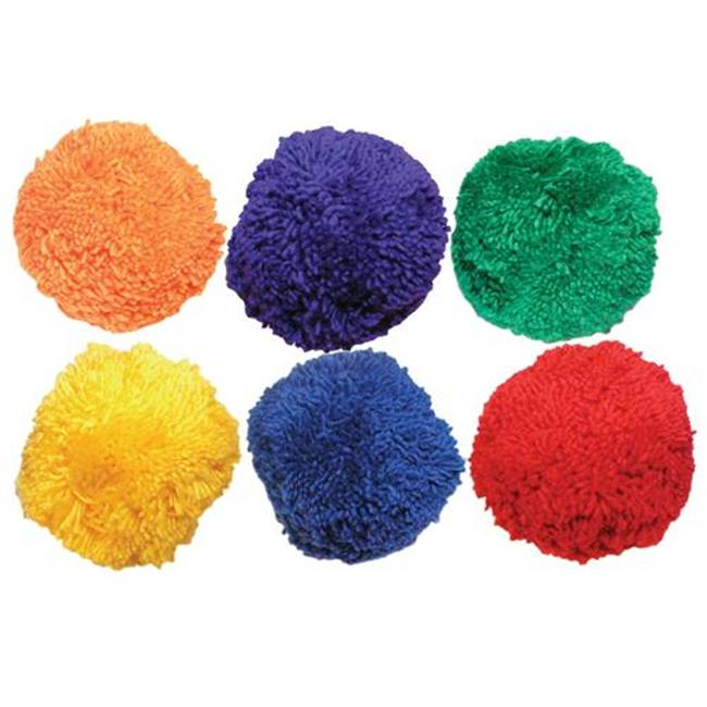Olympia Sports PS621P 4 in. Yarn Balls - Set of 6 - image 1 of 1