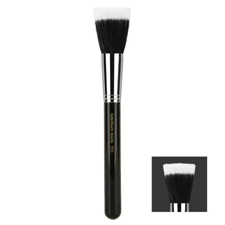 Bdellium Tools Professional Makeup Brush Maestro Series - Finishing and Blending Face 955