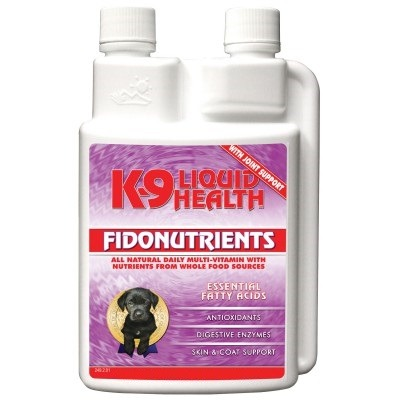 For Animals-FidoNutrients Liquid Health 8 oz Liquid