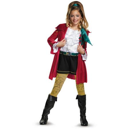 Disney's Descendants: CJ Deluxe Child Halloween Costume