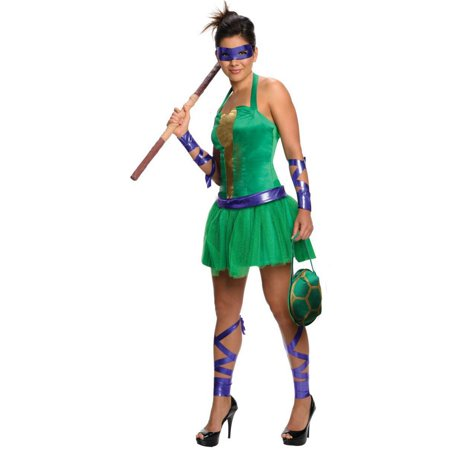 Donatello Dress Costume - TMNT