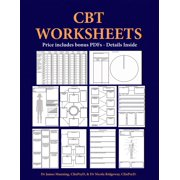 CBT Worksheets: CBT worksheets for CBT therapists in training: - eBook