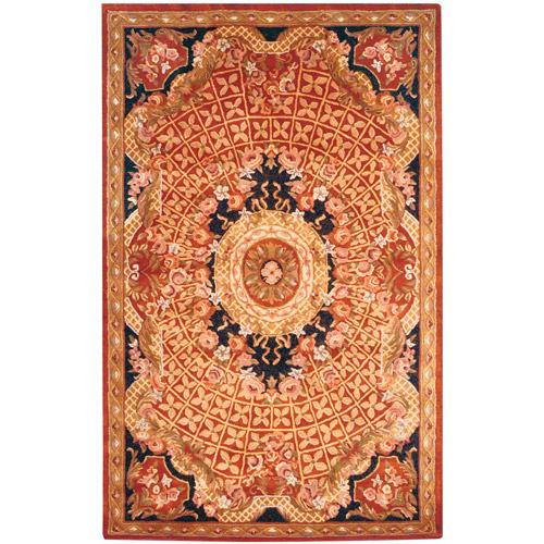 Safavieh Classic Jacqueline Tufted Wool Area Rug