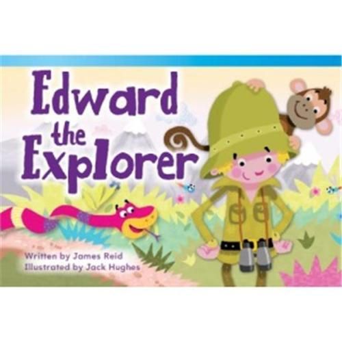 Shell Education 19134 Edward The Explorer - Library Bound