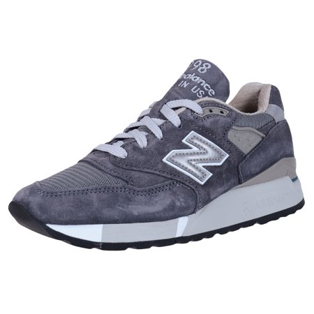 buy popular f4cdd c3e35 NEW BALANCE WOMEN'S 998 RETRO RUNNING SHOES CHARCOAL GREY W998CH MADE IN USA