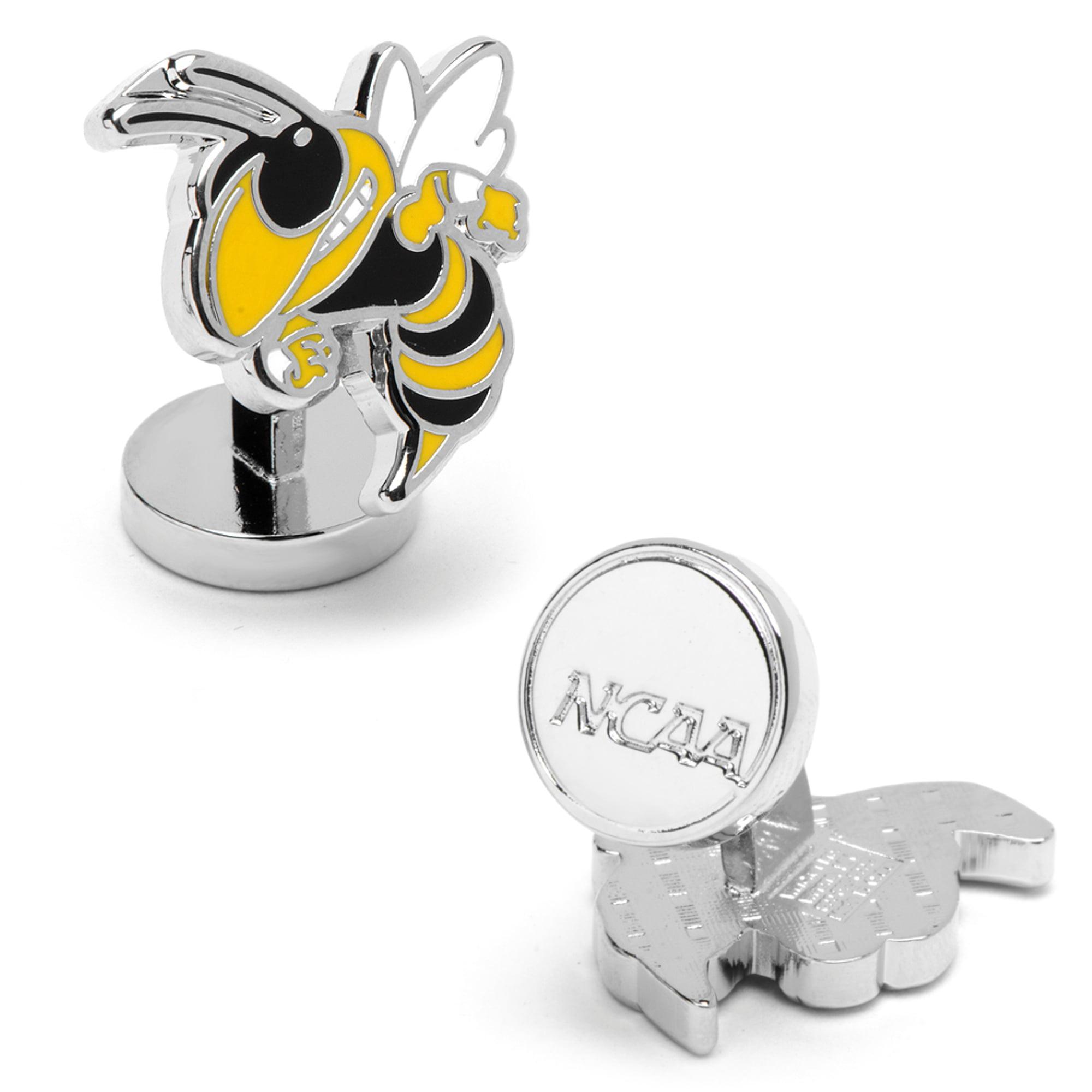 Cufflinks Inc. NCAA Georgia Tech Yellow Jackets Cufflinks