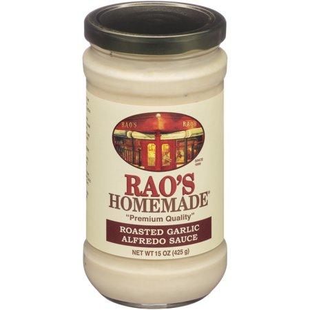 Rao's Homemade® Roasted Garlic Alfredo Sauce 15 oz.