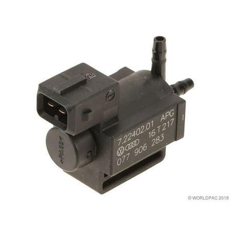 Genuine W0133-1736498 EGR Valve Control Solenoid for Audi / Volkswagen