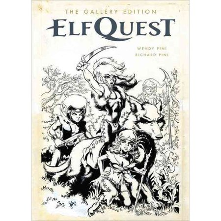 ElfQuest: Gallery Edition by