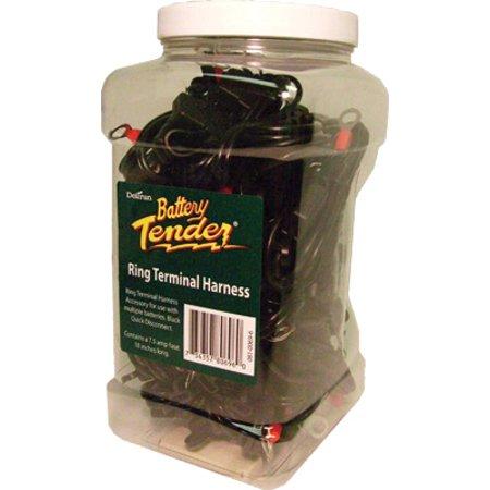 Battery Tender Ring Terminal (Battery Tender Deltran Ring Terminal Master Pack    081-0069-6-J25)