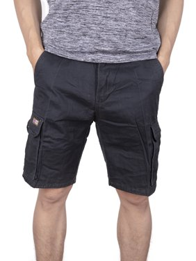 330af9295b Product Image LELINTA Men's Shorts Casual Twill Cotton Cargo Shorts Loose  Fit Multi-Pocket Outdoor Work Short